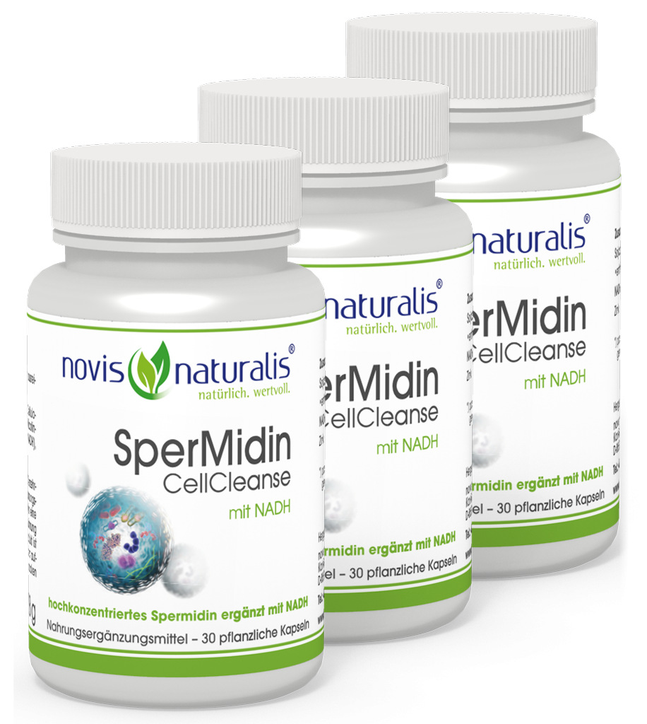 SperMidin CellCleanse - Set
